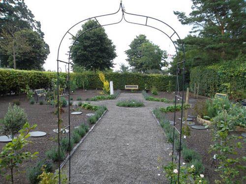 Biblisk trädgård i Skivarp