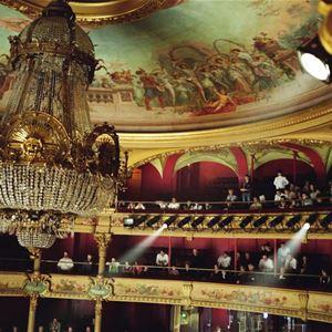 Opera Comedie (visita en francés)