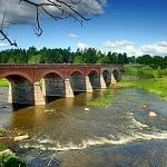 Tour to Kuldiga (7-8 hours)