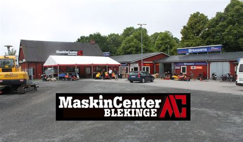 Maskin Center i Mörrum - cykelservice