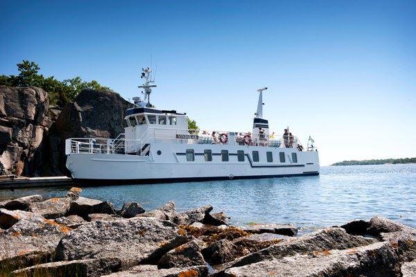 Boat tour Matvik-Tärnö
