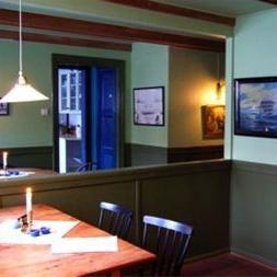 Café & Galleri Blå