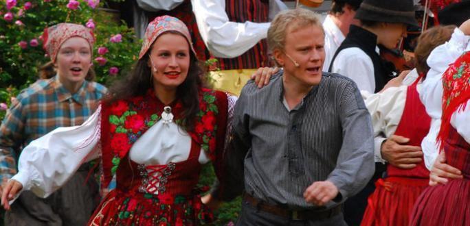 The Ingmar play (Ingmarsspelen) 2017