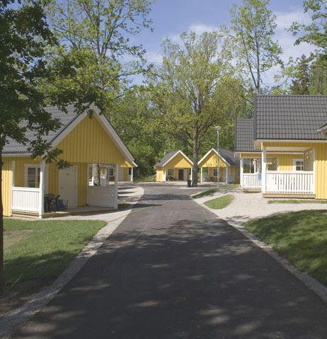 Vilsta Camping/Ferienhäuser