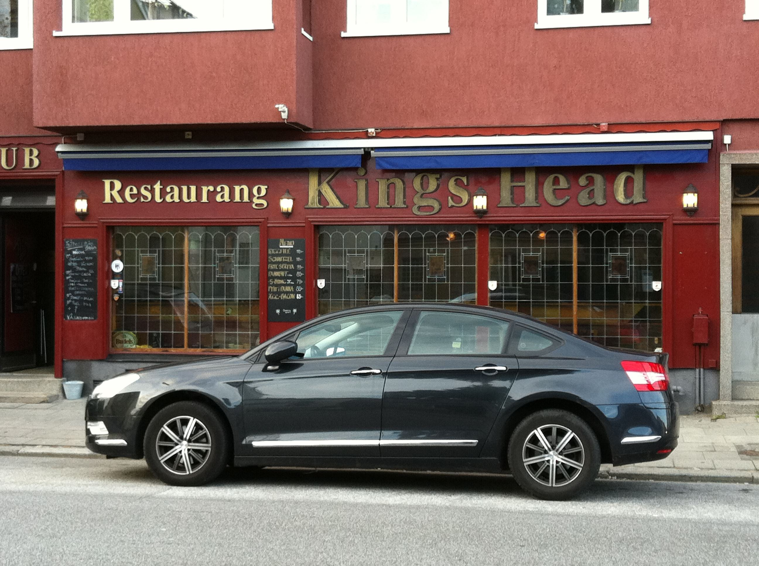Kings Head Pub & Restaurang