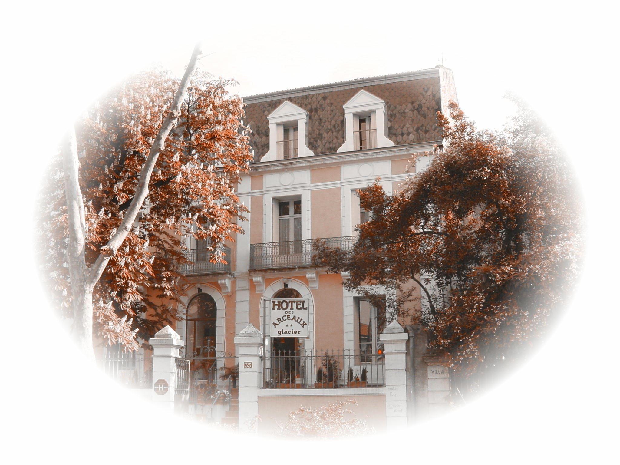 Hôtel des Arceaux