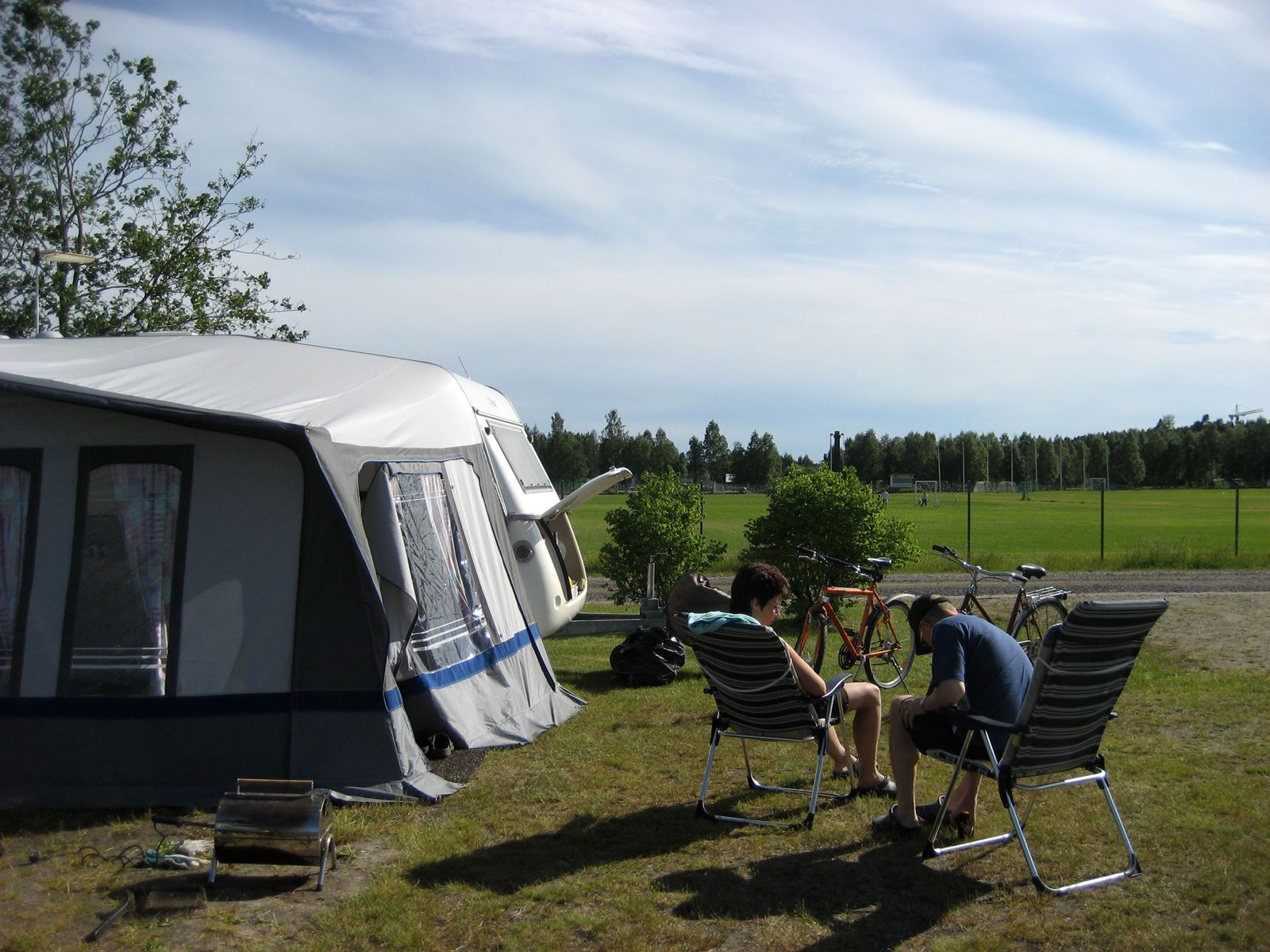 First Camp Umeå/Camping