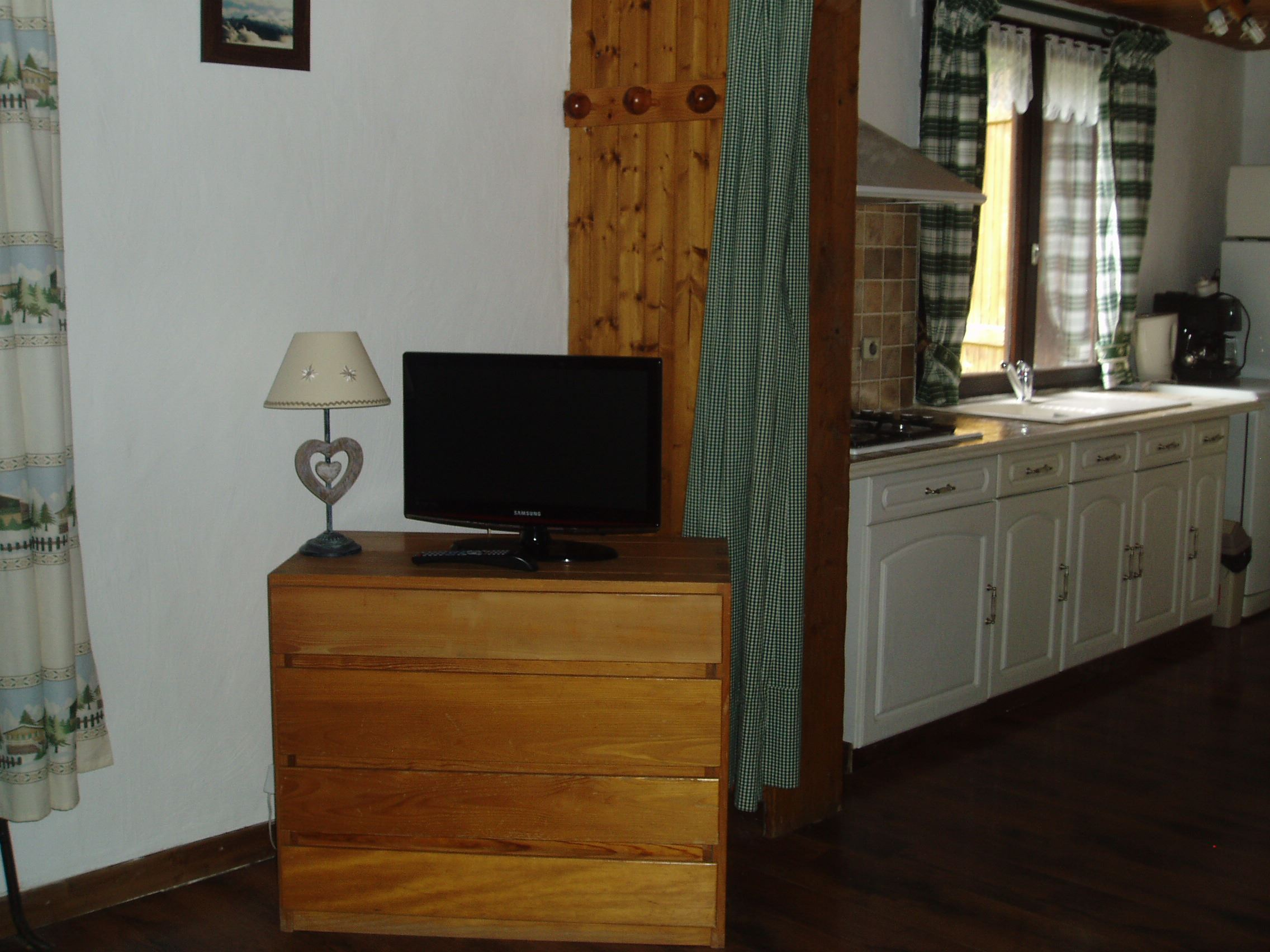 CHALET LA ZAIRADE : Appartement Le Repoju