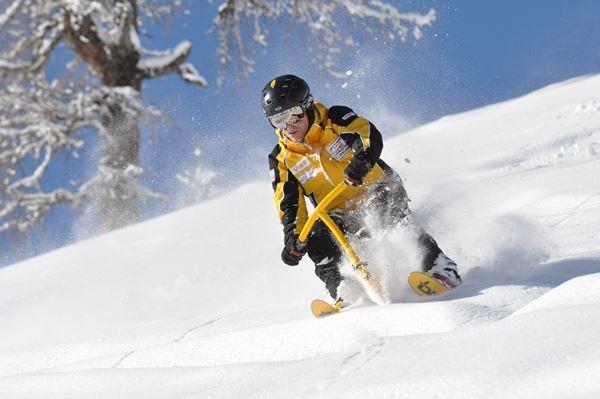 Snowbike kurs 2 h