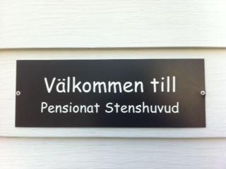 Pensionat Stenshuvud