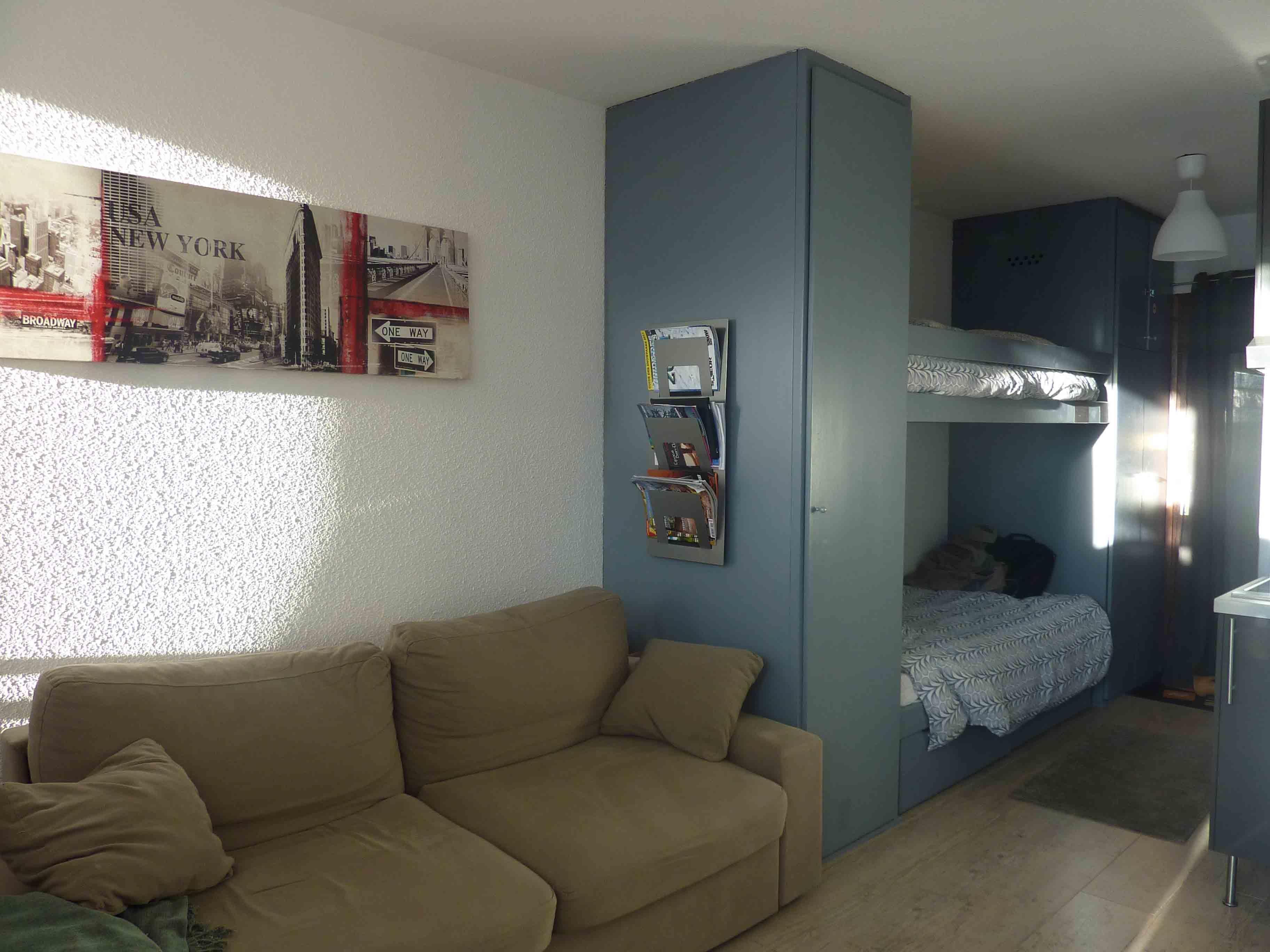 Dôme de Polset 111 / Studio 3 personnes confort +