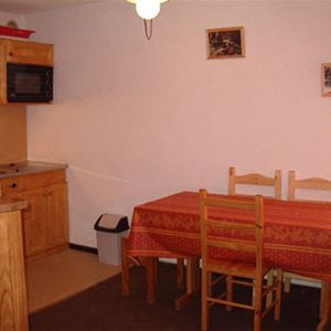 Vanoise 357 /Apartment 2 rooms 4 people standard