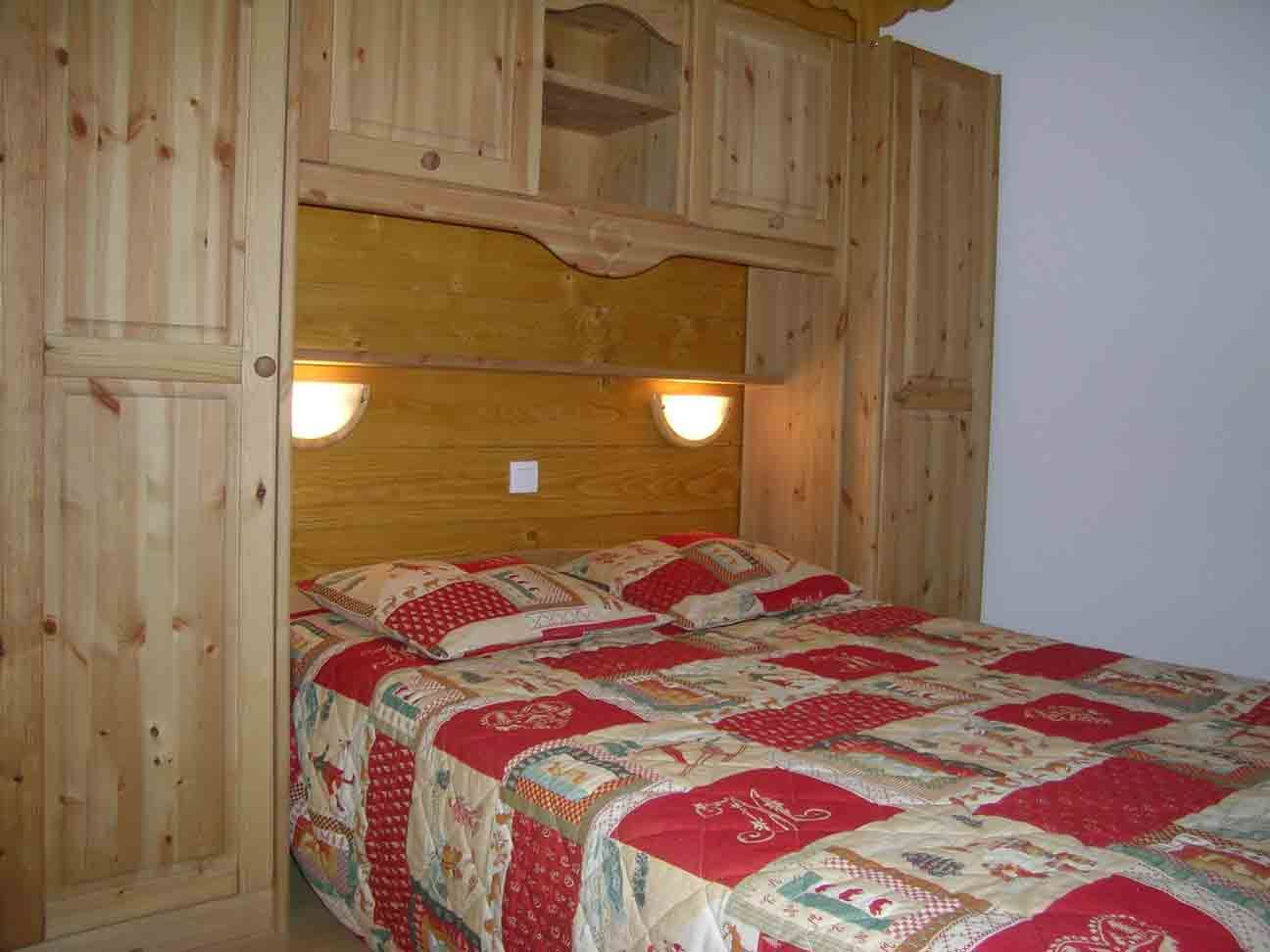 Vanoise 551 / Apartment 2 rooms cabin 4 people comfort +