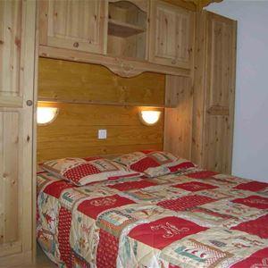 Vanoise 551 / Appartement 2 pièces cabine 4 personnes confort +