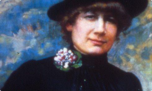 Jenny Nyström - profilutställning på Kalmar Läns Museum