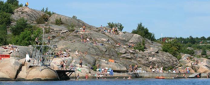 Badplats Hovenäset