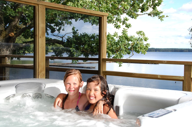 Tingsryds Resort/ Hütten