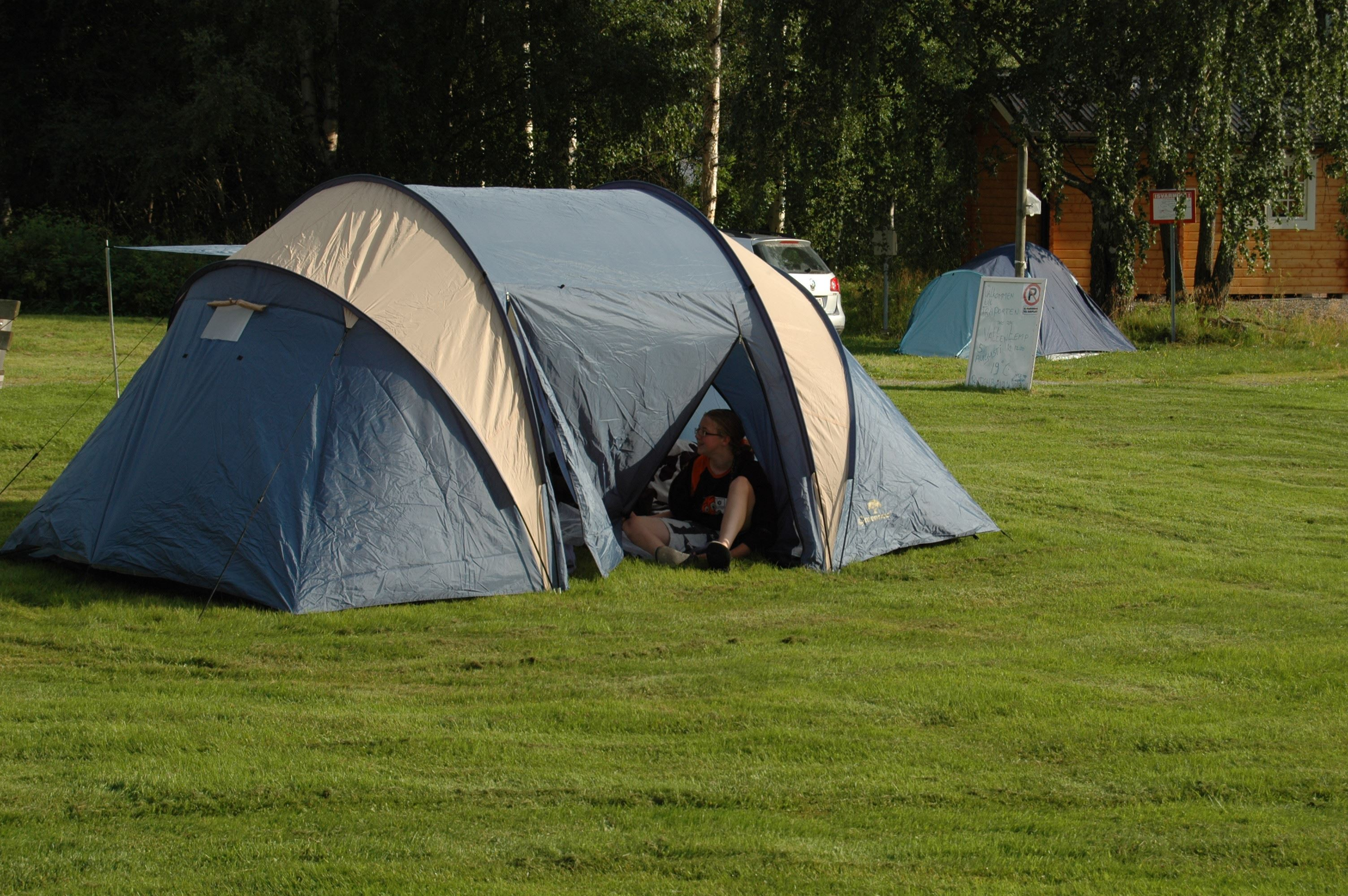Träporten Camping/Camping