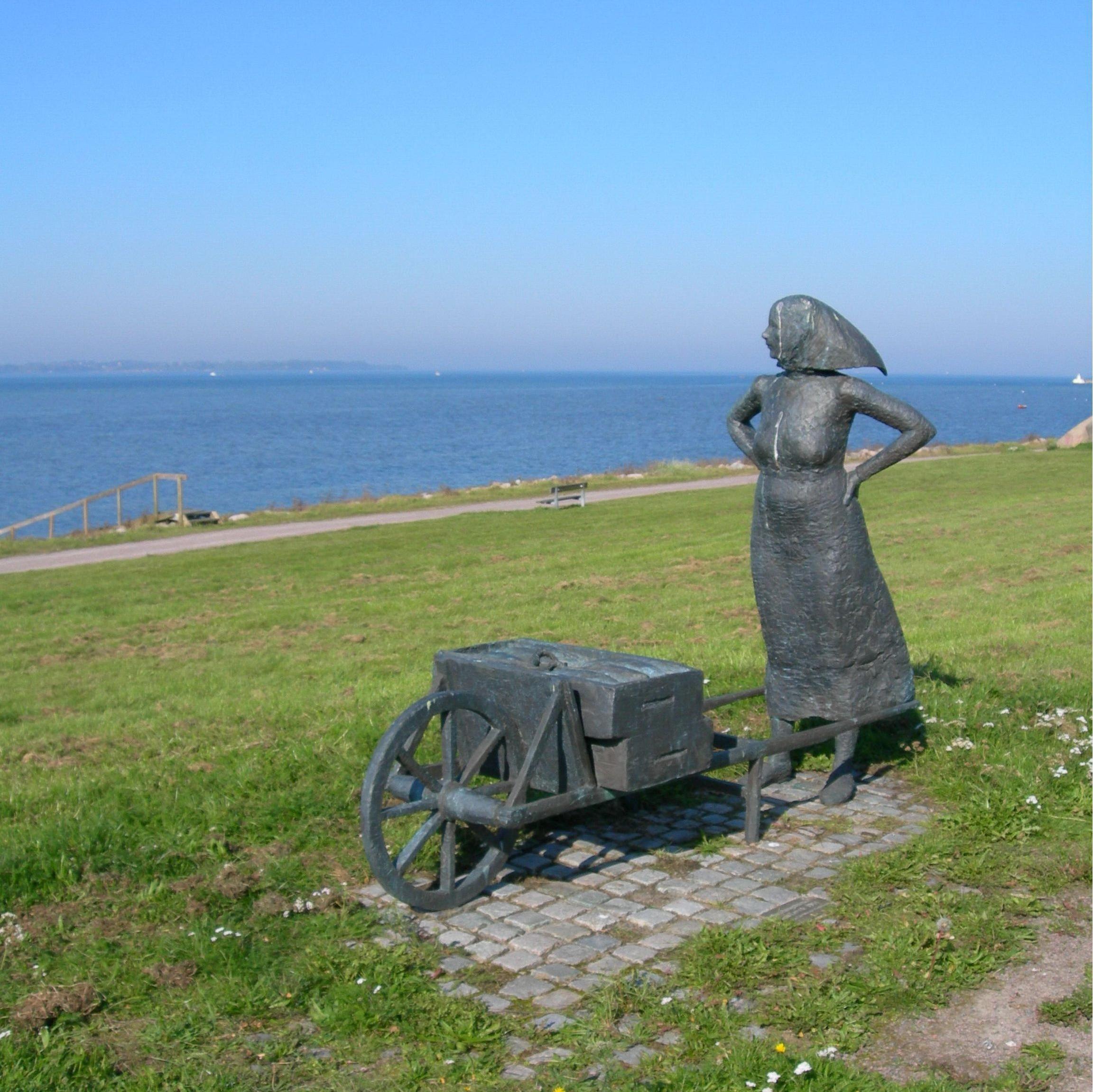 Foto: Turistbyrån Landskrona - Ven, Borstahusen