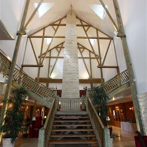 l'hôtel des 3 hiboux - Parc Astérix