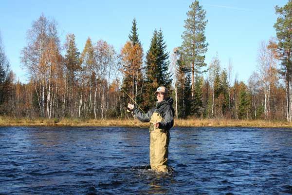 Sälen Fiskespecialist, Fiskeupplevelser i Sälen Fiskevårdsområde