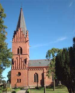 © Källstorps församling, Källstorps kyrka