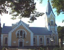 © Källstorps församling, Lilla Beddinge church