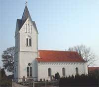 © Källstorps församling, Äspö kyrka