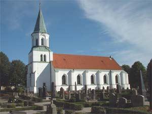 © Källstorps församling, Östra Klagstorp's church