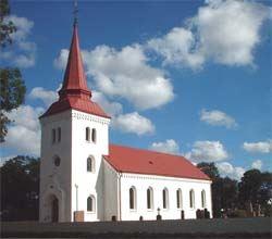 © Källstorps församling, Östra Torp's church