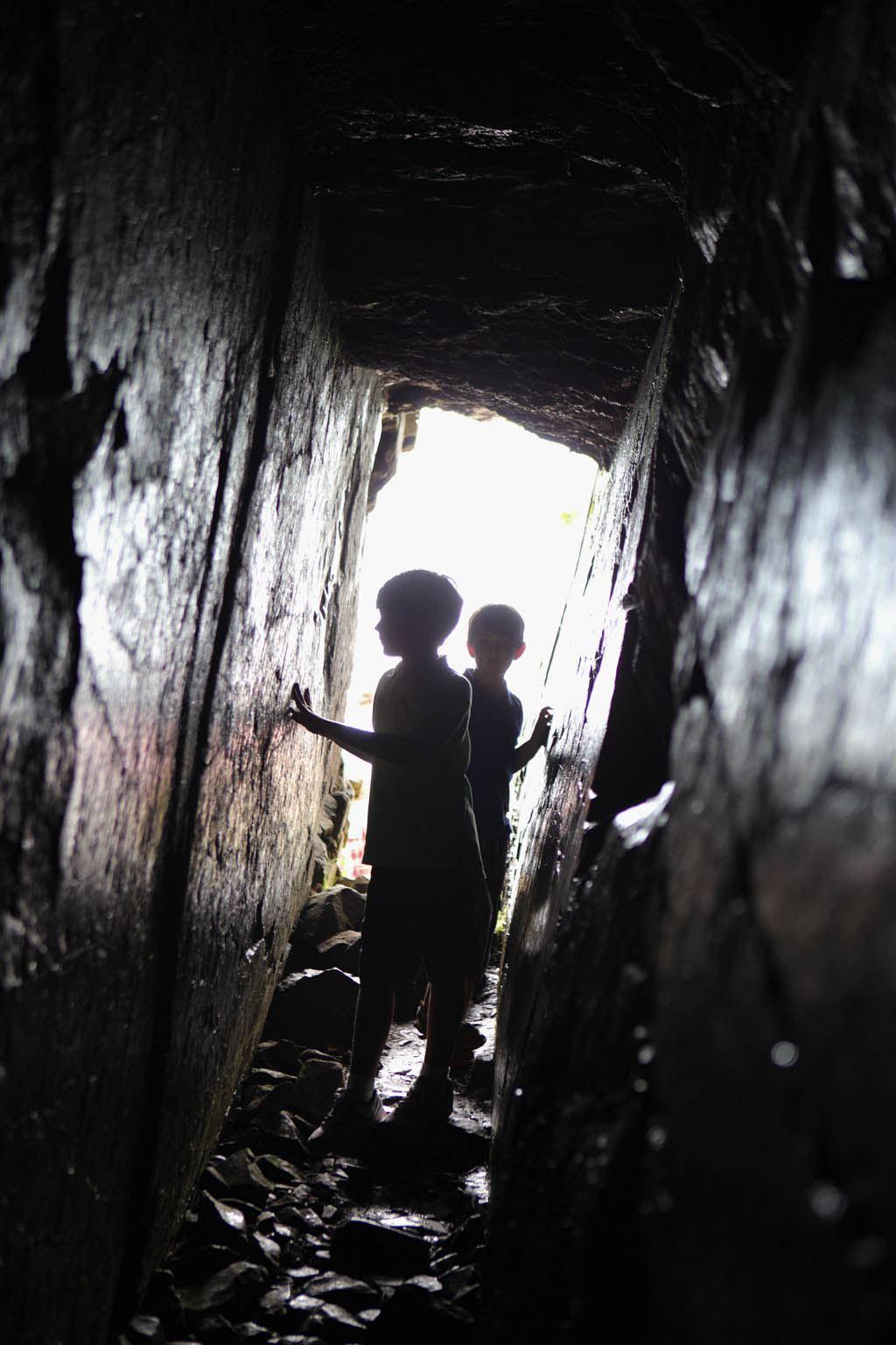 Grottenwanderung - Abenteuer auf dem Kullaberg