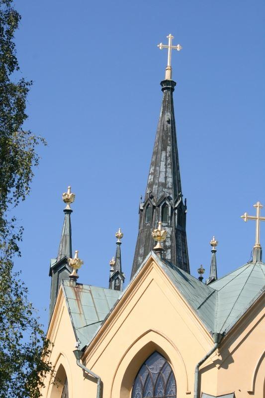 Oskarshamn church