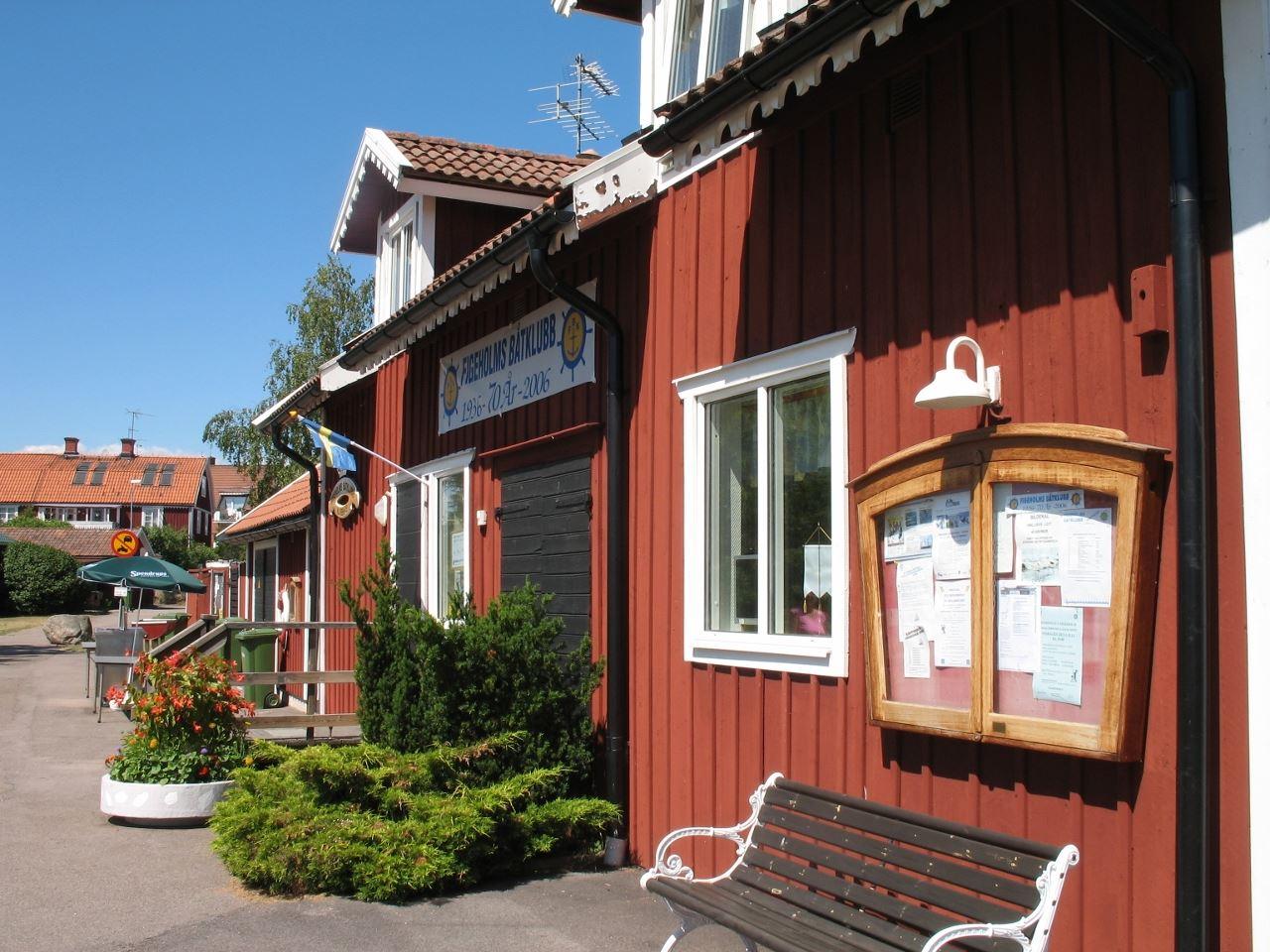 Figeholm Gasthafen