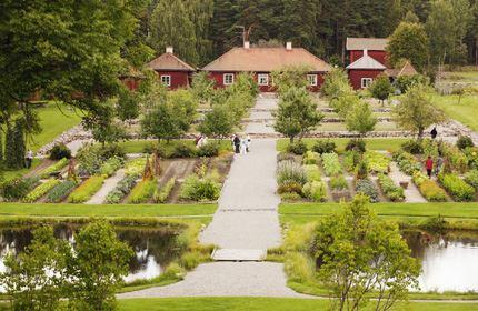 Gamla Stabergs Trädgård