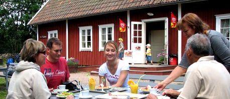 Café Smålandet / Älgsafari