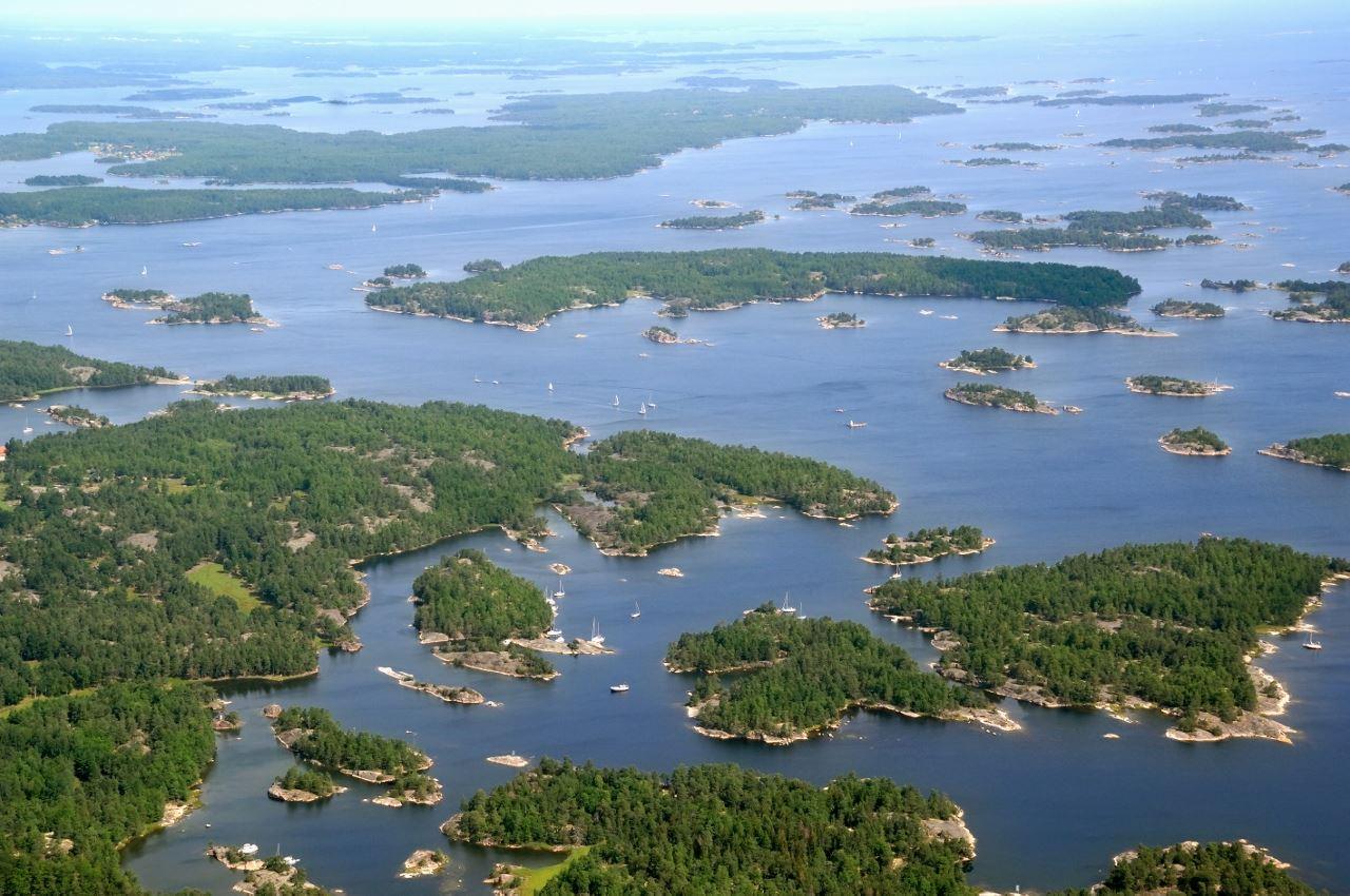Misterhult archipelago