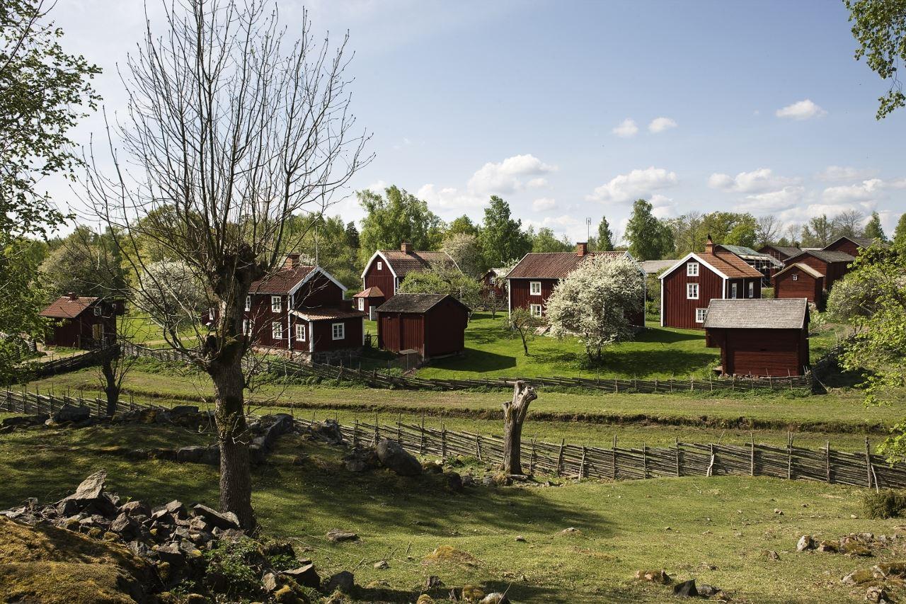 Philip Håkansson,  © Foto: Philip Håkansson, Stensjö village