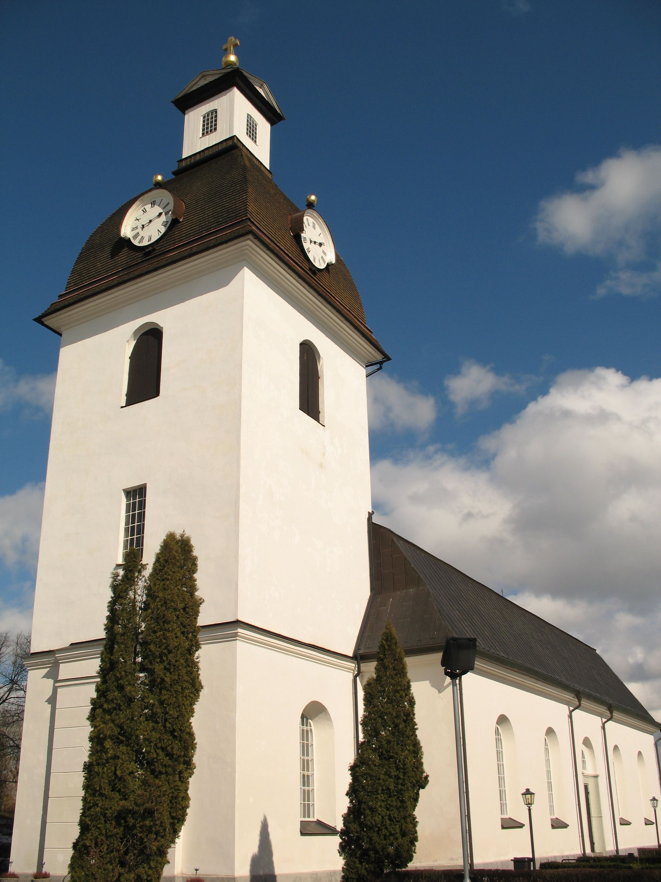 Kristdala church
