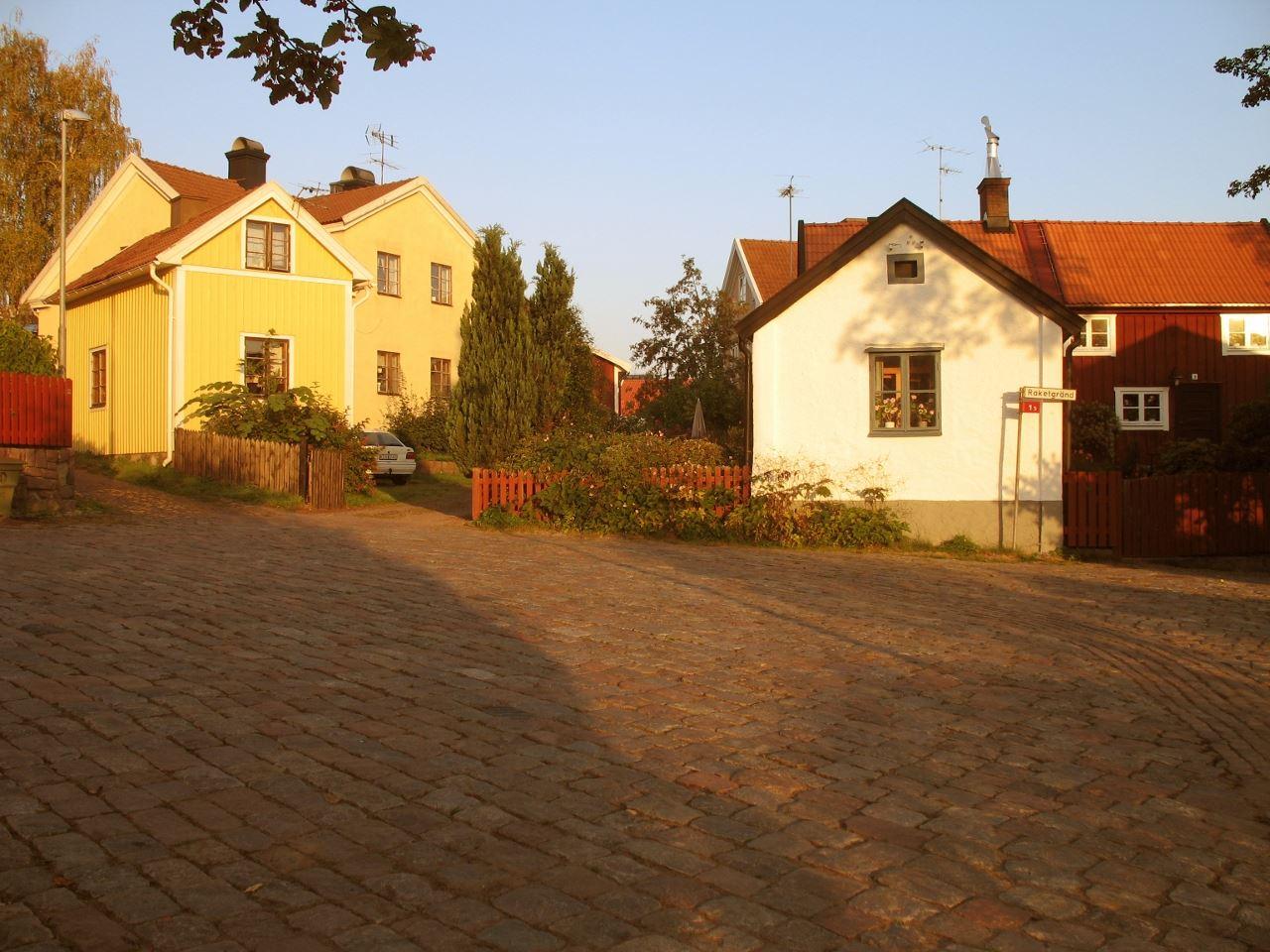 Fnyket and Besväret