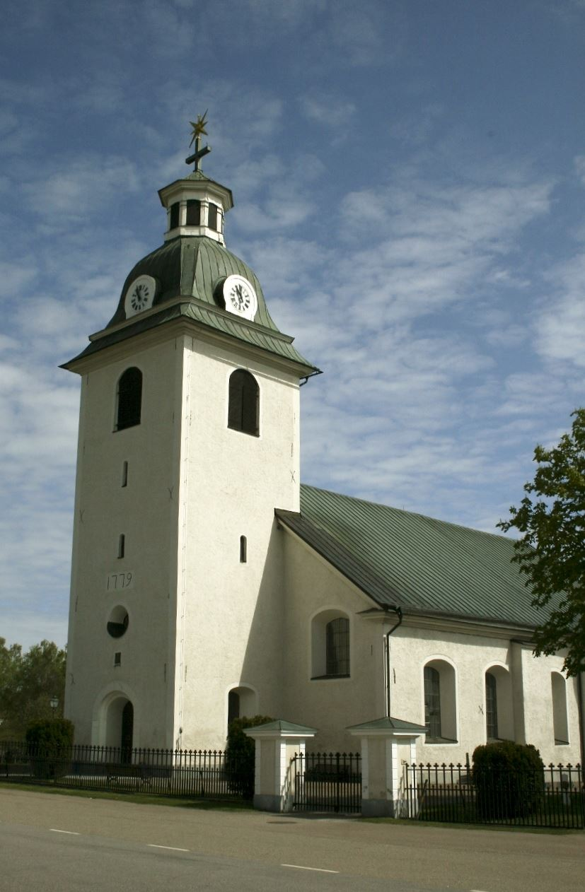 Misterhult church