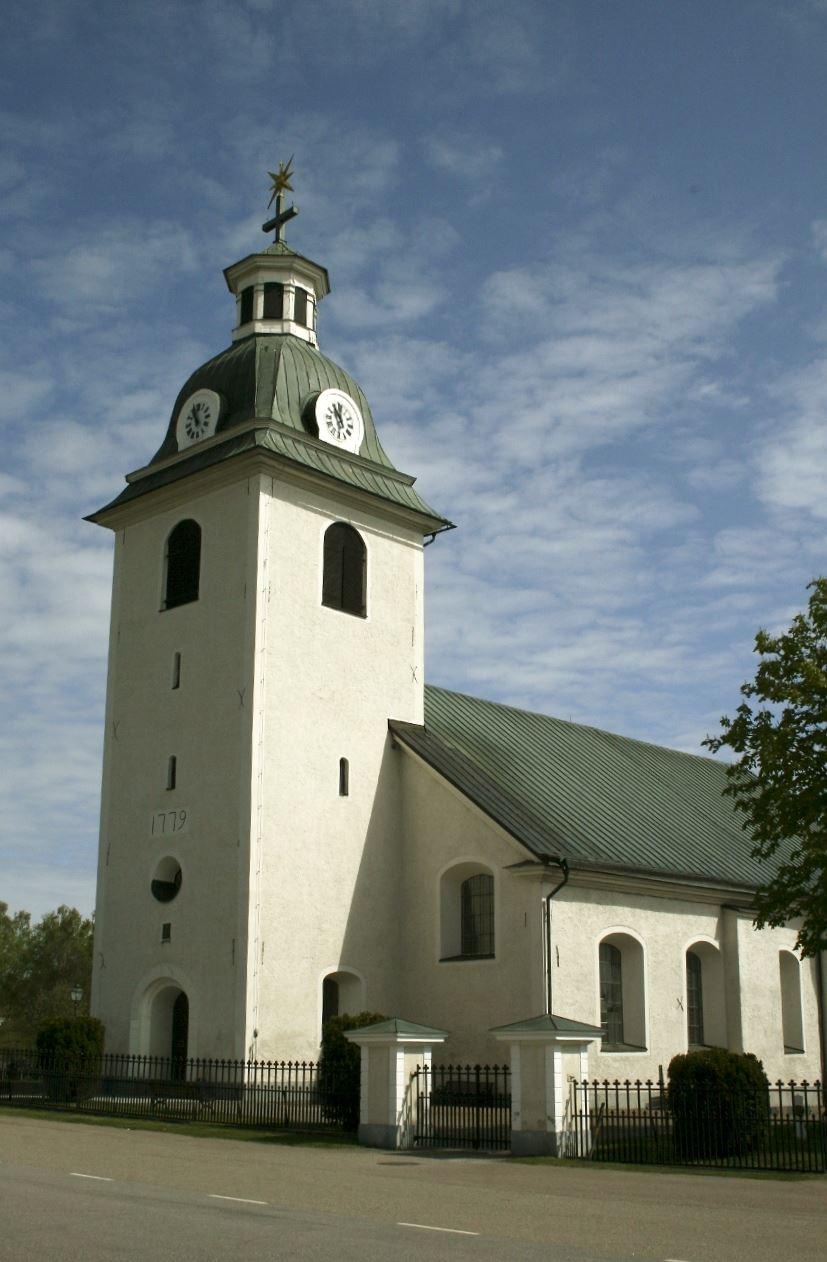 Misterhult church