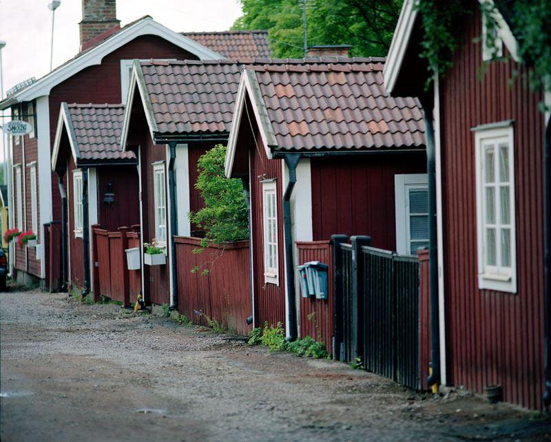 Per Eriksson, Trästaden Falun
