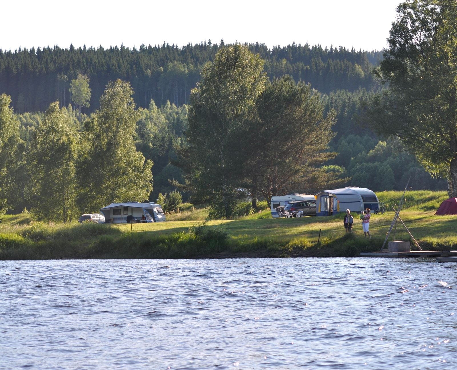 Storängens Camping & Cottages/ Camping