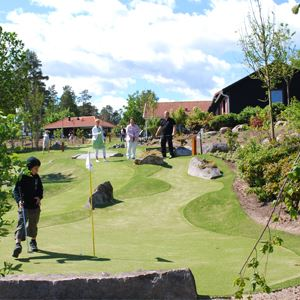 Adventure Golf Lysingsbadet