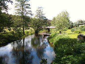 Canoe rental, Ramgärde
