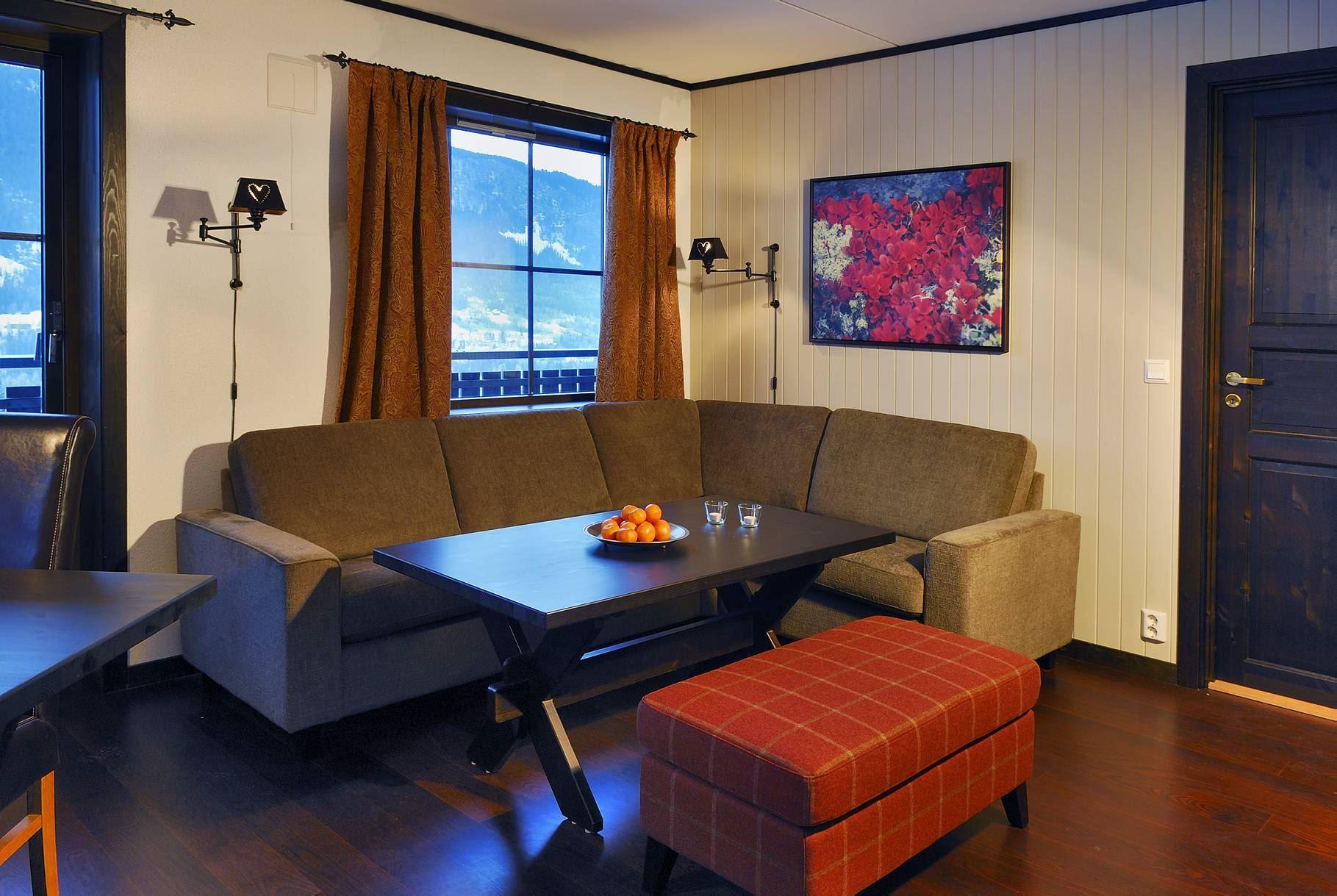Artfoto,  © Hafjell Resort, Bo godt i leiligheter under Lillehammer cup i fotball