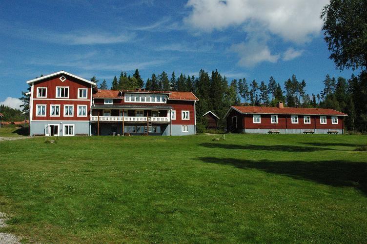 Järvsö/Harsa, STF Vandrarhem