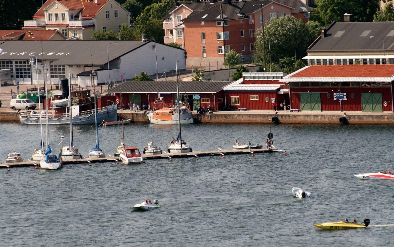 Båt- och maskinmuseum
