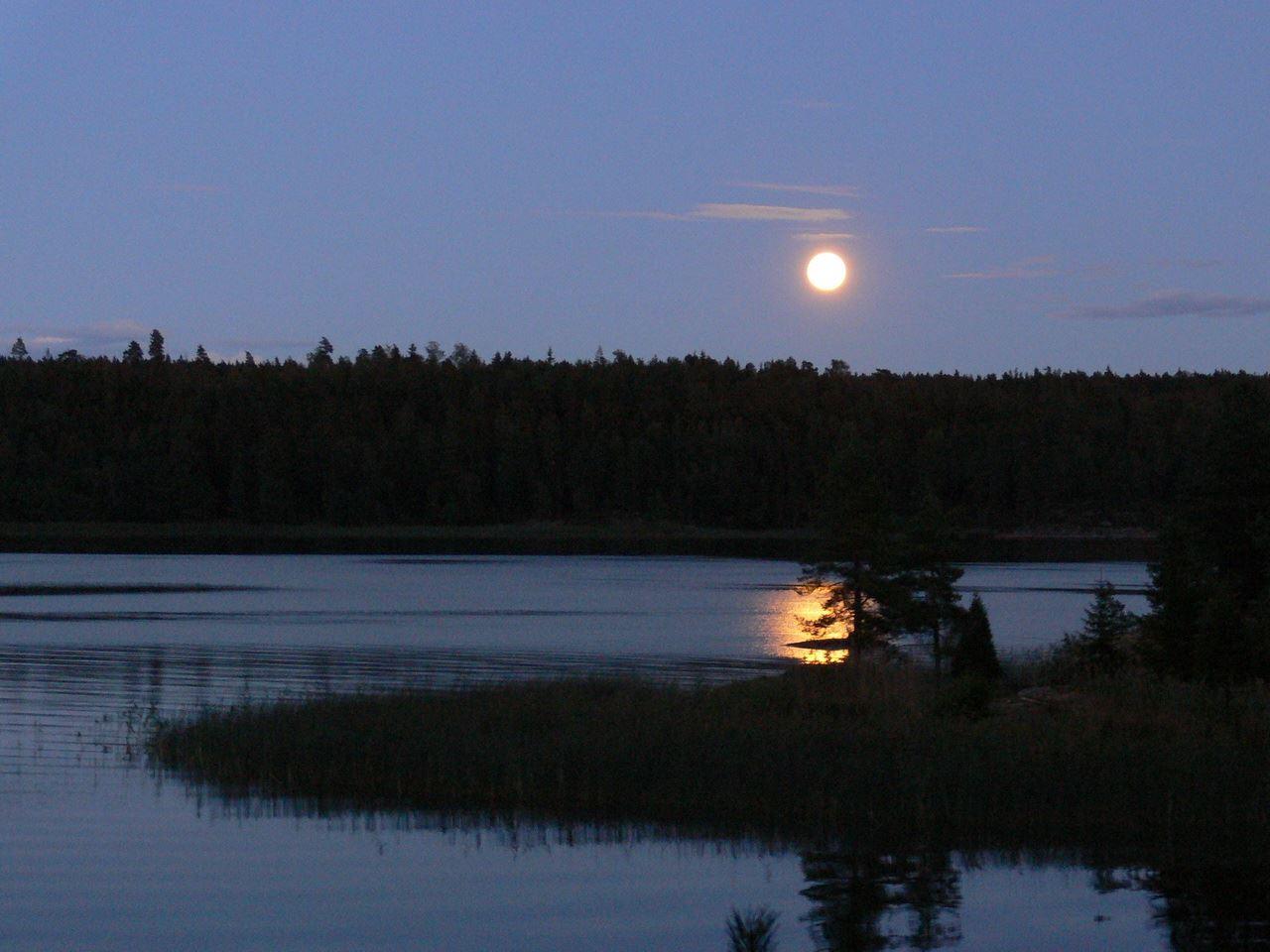 Gudmundsen,  © Gudmundsen, Måneskinn