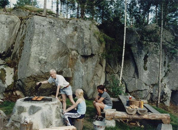 Hätteboda Wild-Camping - SCR VM